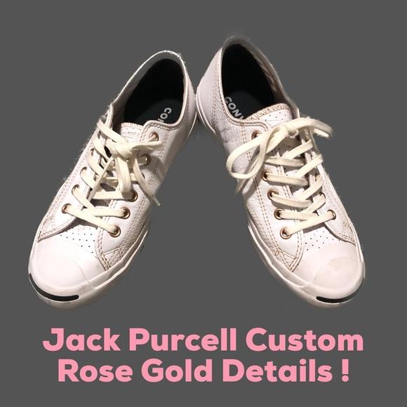 converse jack purcell custom